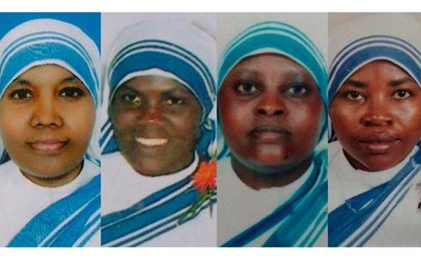 Le quattro suore di Madre Teresa uccise ad Aden