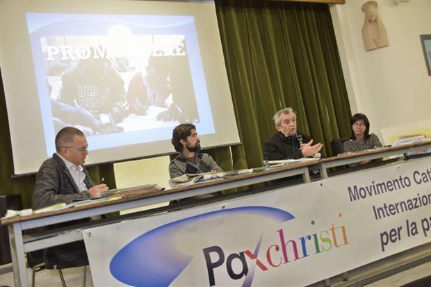 Il convegno nazionale di Pax Christi a Sotto il Monte, in provincia di Bergamo