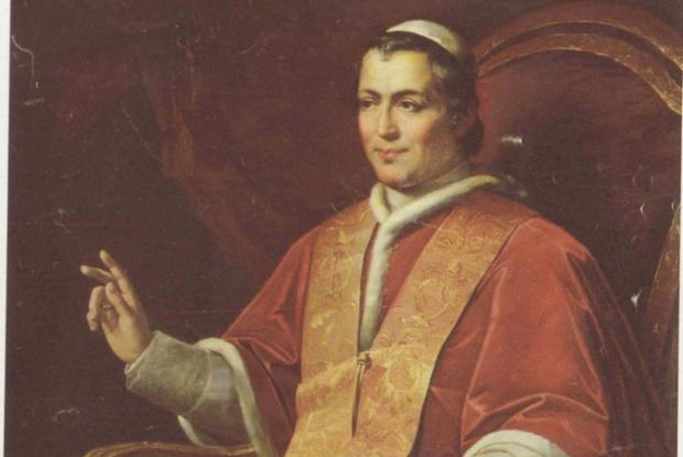 Un ritratto di Pio IX