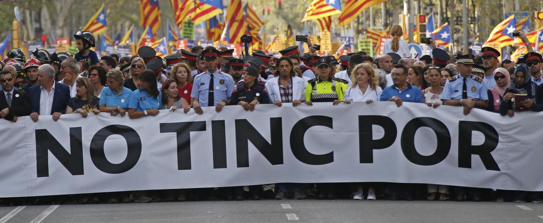 Alla manifestazione hanno partecipato in 500mila (Ansa)