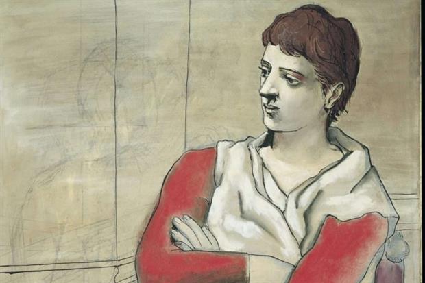 Picasso 1917 In Piena Grande Guerra L Artista Fa La Parodia Del