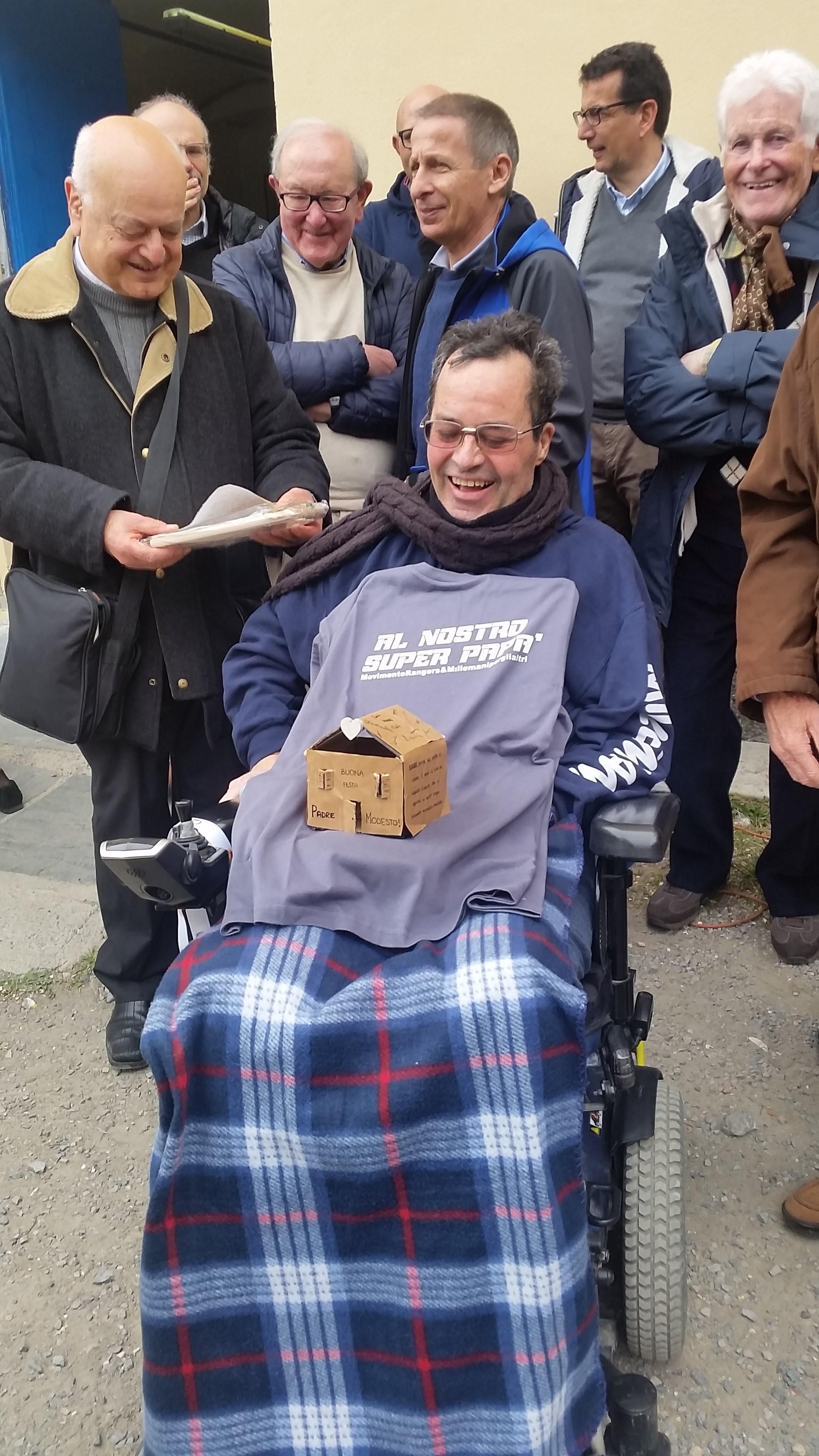 Foto presa dal sito internet del movimento Rangers