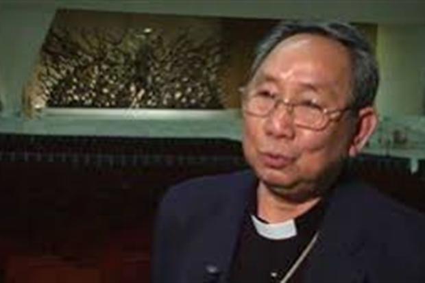 Monsignor Ling Mangkhanekhoun