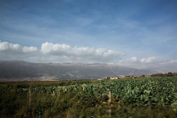 Al-Mansoura, Valle della Bekaa, Beirut. È un villaggio misto di cristiani e musulmani (foto Arianna Pagani)