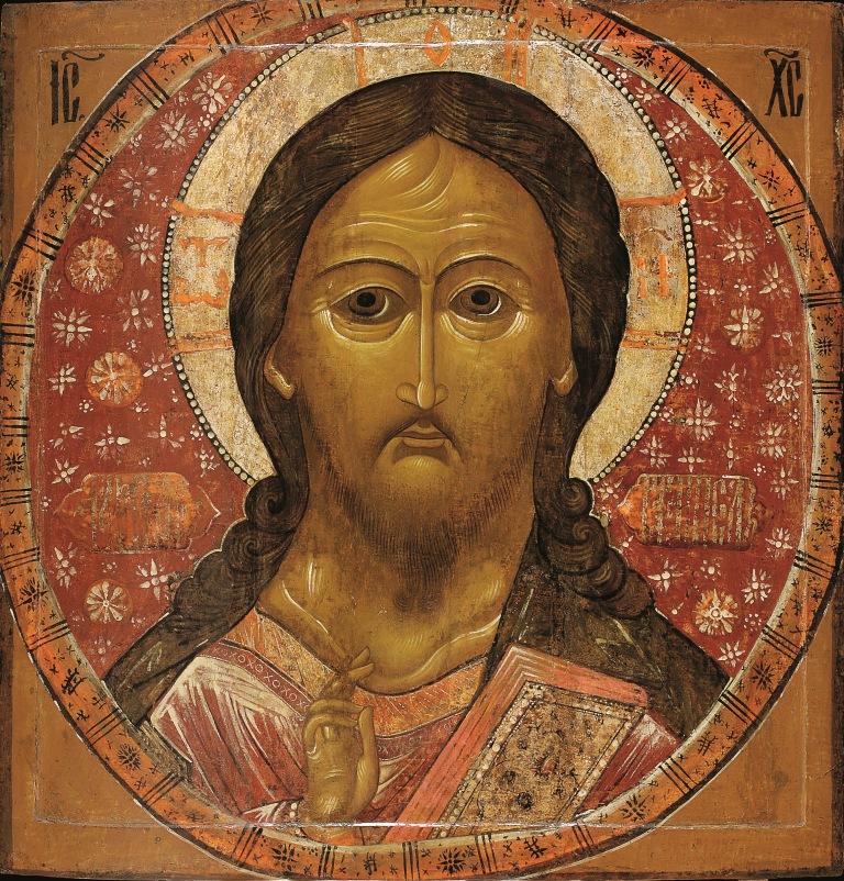 'Cristo Pantocratore' (seconda metà del XVII secolo.