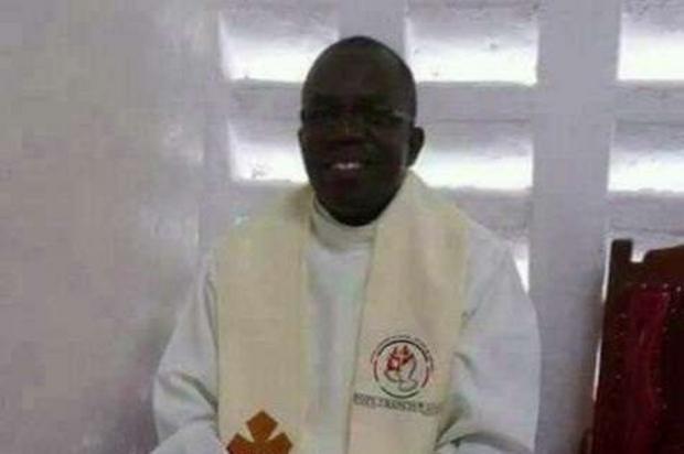 Padre Evans Juma Oduor è stato trovato incosciente la sera di domenica 22 ottobre