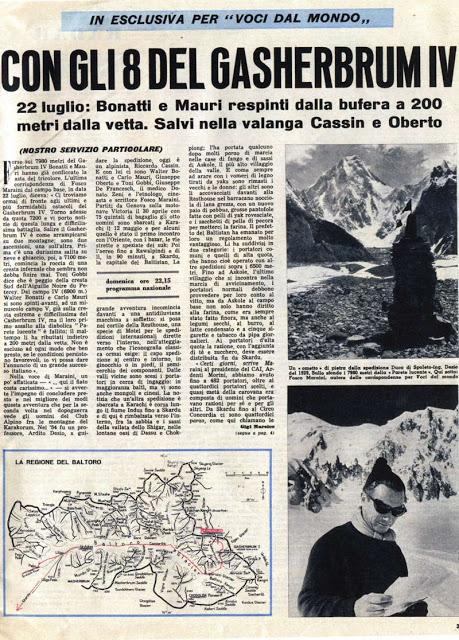 Pagina del Radiocorriere del 16 agosto 1958