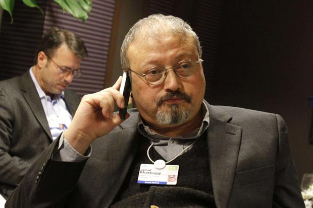 Il giornalista saudita, Jamal Khashoggi (Ansa)