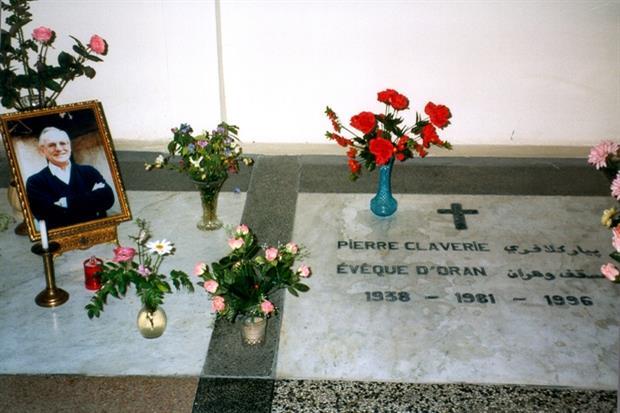 La tomba del vescovo di Orano