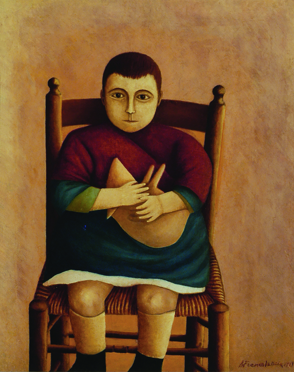 Riccardo Francalancia, 'Ritratto di Gustavo Francalancia'