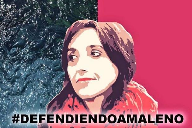 Helena Maleno Garzón, giornalista e attivista spagnola rischia l'ergastolo per favoreggiamento dell'immigrazione clandestina. (Twitter)