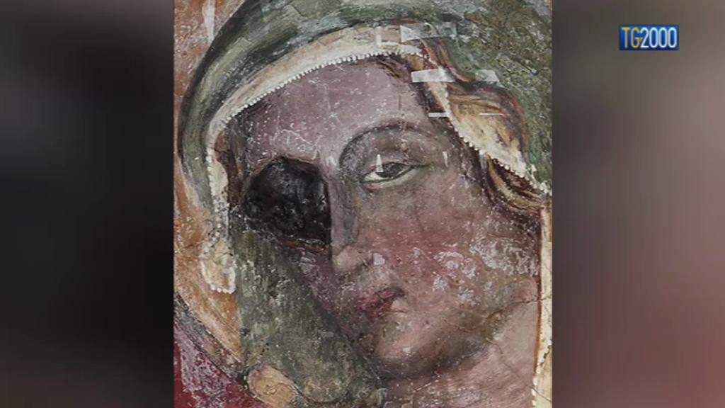 L'icona della Madonna dall'occhio nero (Tg2000)