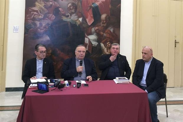 La conferenza stampa ad Agrigento per la causa di beatificazione