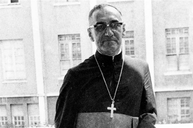 L'arcivescovo Oscar Arnulfo Romero
