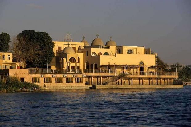 La chiesa della Vergine, tappa della Famiglia di Nazaret, a Maadi nella periferia sud del Cairo