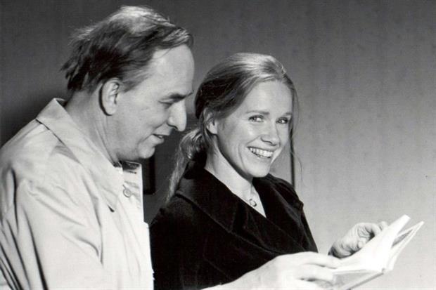 Ingmar Bergman e Liv Ullman: dalla loro unione durata 5 anni nacque la figlia Linn