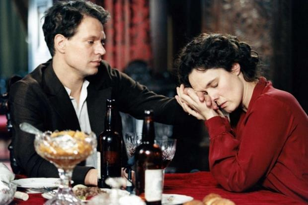 Una scena di 'Conversazioni private' (1997), prima regia di Liv Ullmann su sceneggiatura di Bergman
