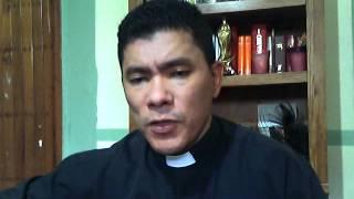 Padre Iván Añorve Jaimes, una delle due vittime
