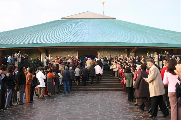 Il santuario di Maria Throtokos (David Pellegrini e Horacio Conde)