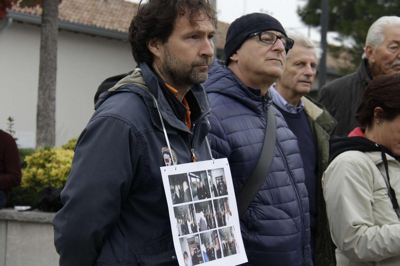 Cerimonia di ricordo delle vittime dell'amianto a Monfalcone (foto di Katia Bonaventura)
