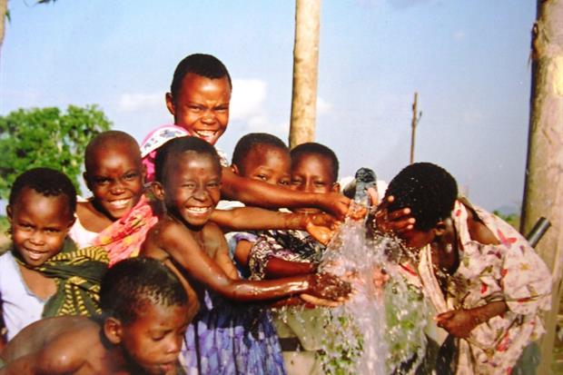 Acqua potabile in Tanzania