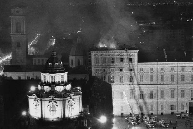 Il devastante incendio del 1997