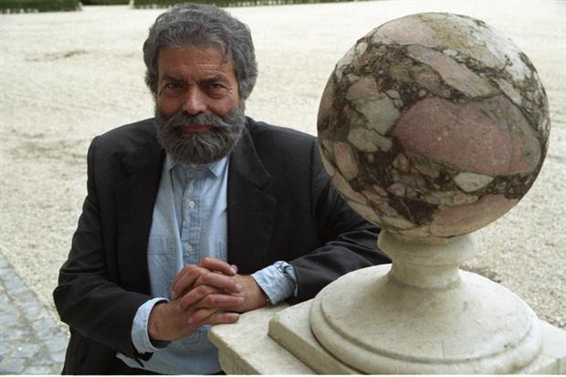 Lo scrittore francese Marek Halter