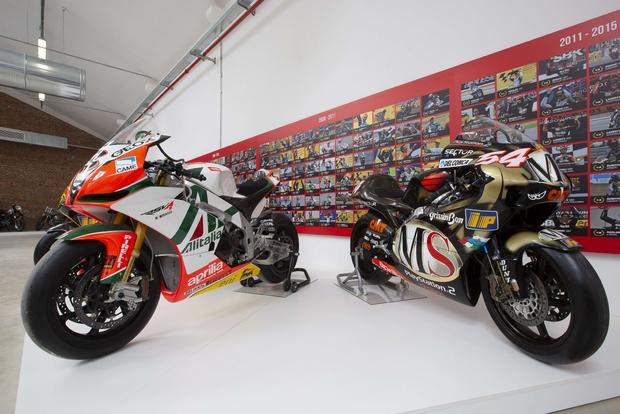 Tavolo Da Lavoro Per Moto : Museo piaggio ecco come la storia e il futuro si mettono in moto
