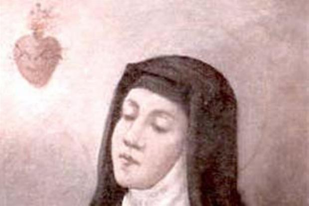 Margherita Maria Alacoque (1647-1690)