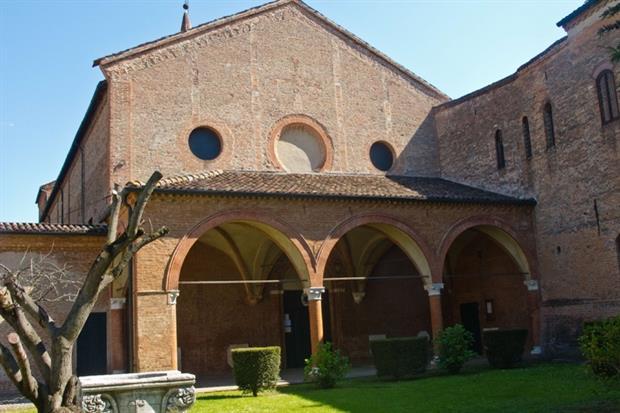 Il monastero di Sant'Antonio in Polesine a Ferrara dove suor Rosaria ha vissuto la sua vita di monaca di clausura