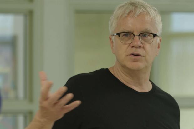 Il regista Tim Robbins