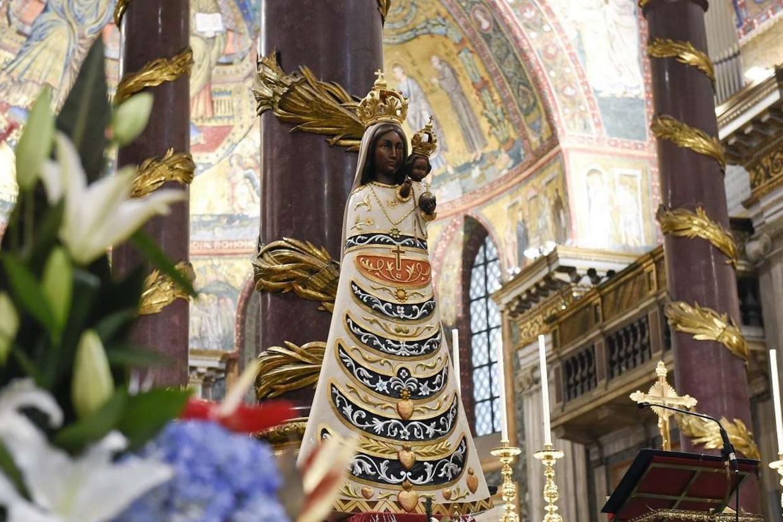 La Madonna di Loreto (Foto Aeronautica Militare-Difesa)