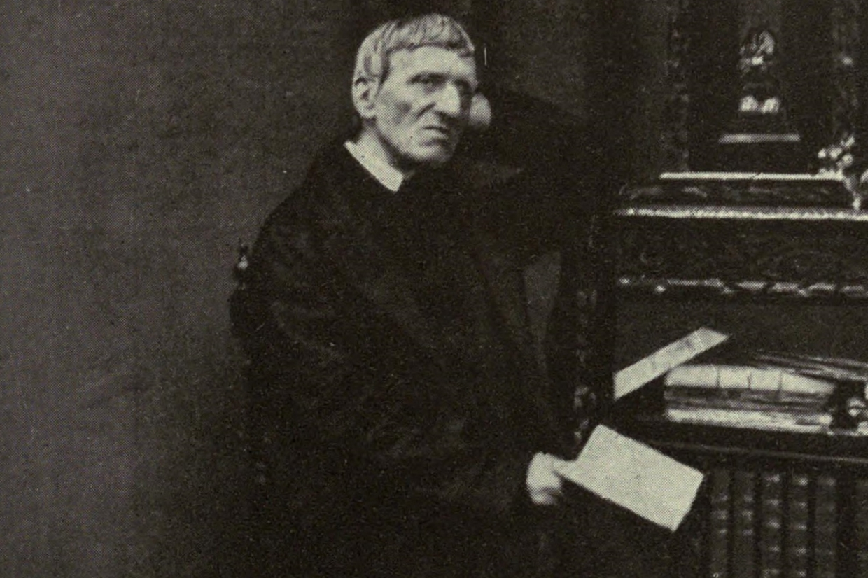 Il cardinale inglese John Henry Newman