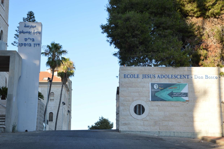 """L'istituto """"Gesù Adolescente"""" a Nazareth"""