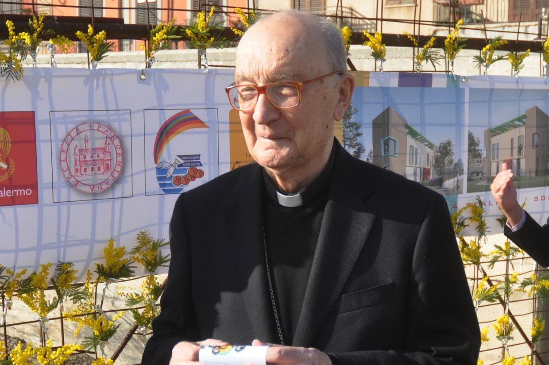 Il vescovo emerito di Fiesole, Luciano Giovannetti, che compirà 85 anni il prossimo 26 luglio