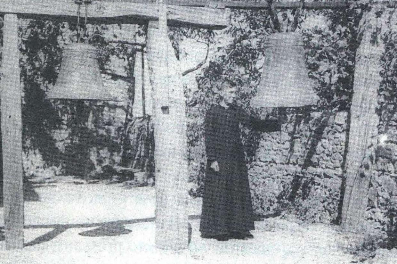 Luciano Giovannetti, seminarista nel secondo dopoguerra