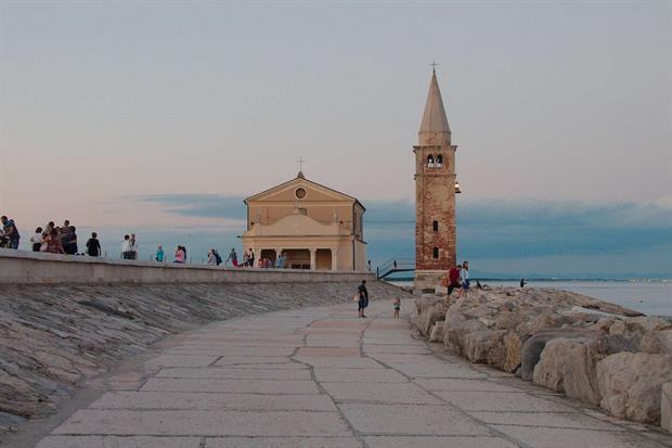 Il santuario della Madonna dell'Angelo, a Caorle (Cristian Ferronato'Pixabay)