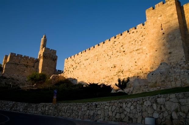 Gerusalemme, la Torre di David