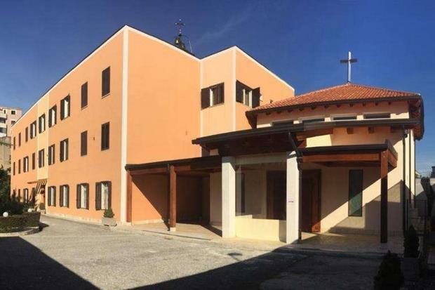 Da luogo di persecuzione e morte a monastero. Oggi una parte della prigione degli orrori ospita le suore clarisse