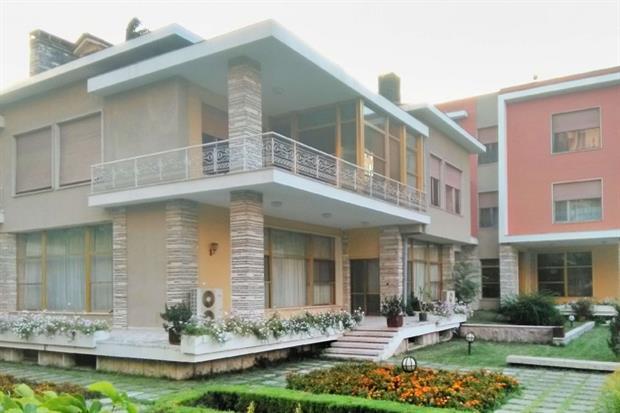 La casa di Henver Hoxha