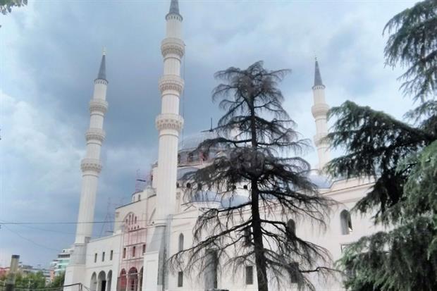 La Grande Moschea Namazgâh