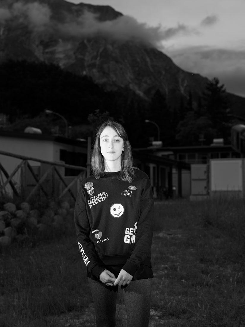 Paola De Pietri, 'Improvvisamente'