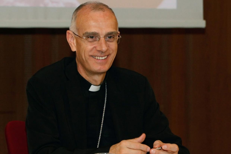 Il vescovo di Acireale, Antonino Raspanti, vice-presidente della Cei