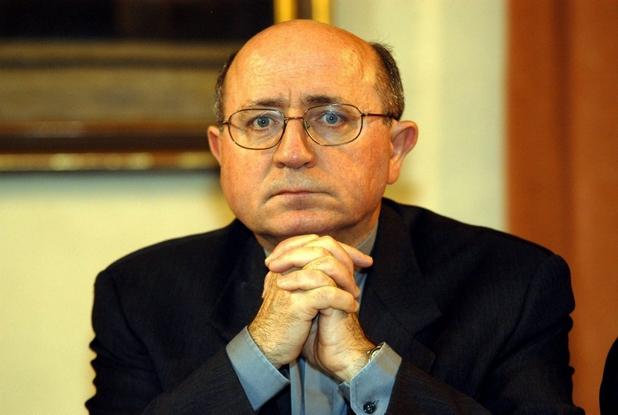 Monsignor Ennio Apeciti