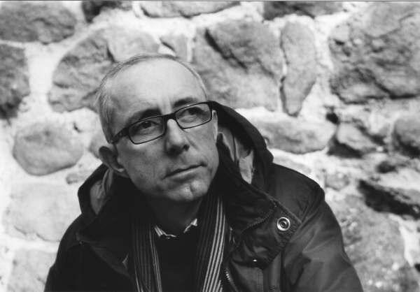 Lo scrittore e insegnante Alessandro Tamburini