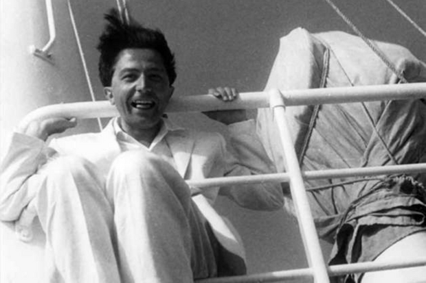 """Al varo della nave """"Andrea Doria"""""""