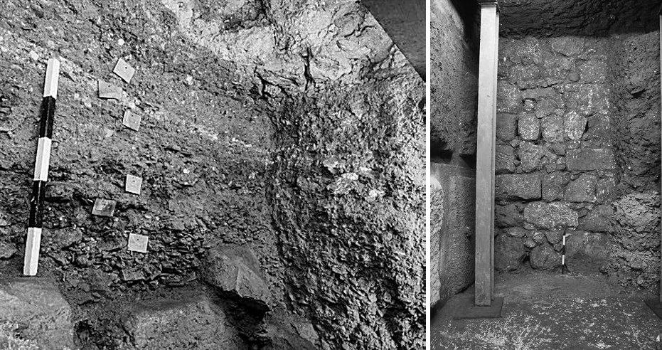 Il cantiere di scavi a Gerusalemme attorno alla strada di Ponzio Pilato (A. Peretz'IAA)