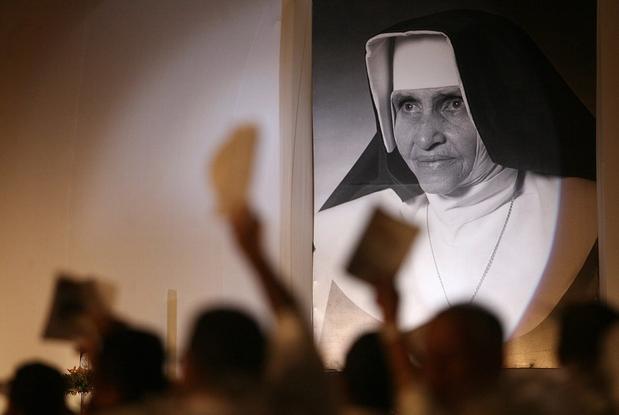 La beatificazione di Dulce Lopes Pontes