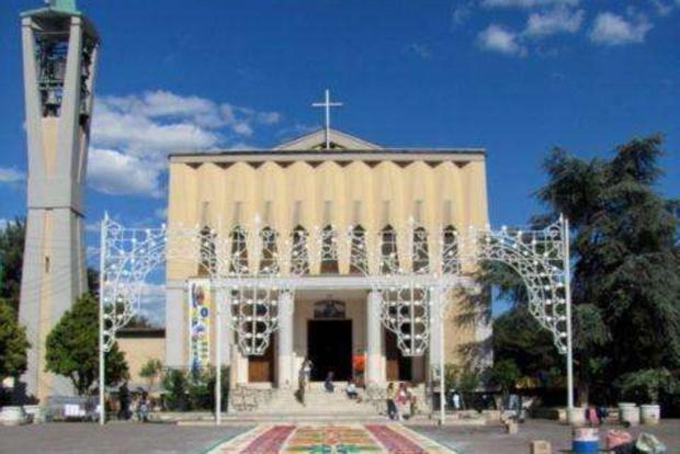 La parrocchia della Madonna del Passo