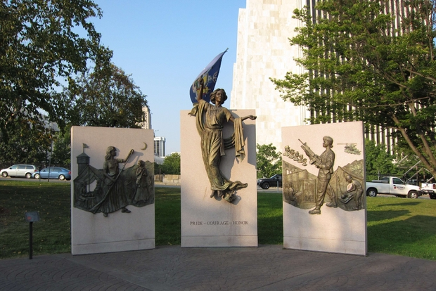 New York State Women Veterans Memorial